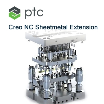 PTC Creo NC Sheetmetal Extension