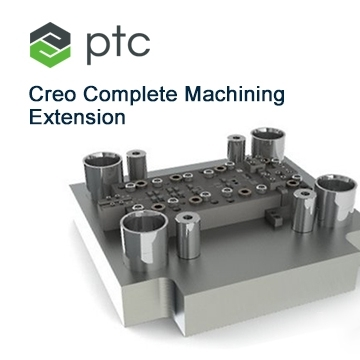 PTC Creo Complete Machining Extension