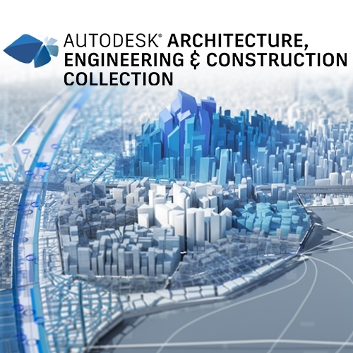 Architecture Engineering & Construction Collection IC (AECC) - 建築設計組合包